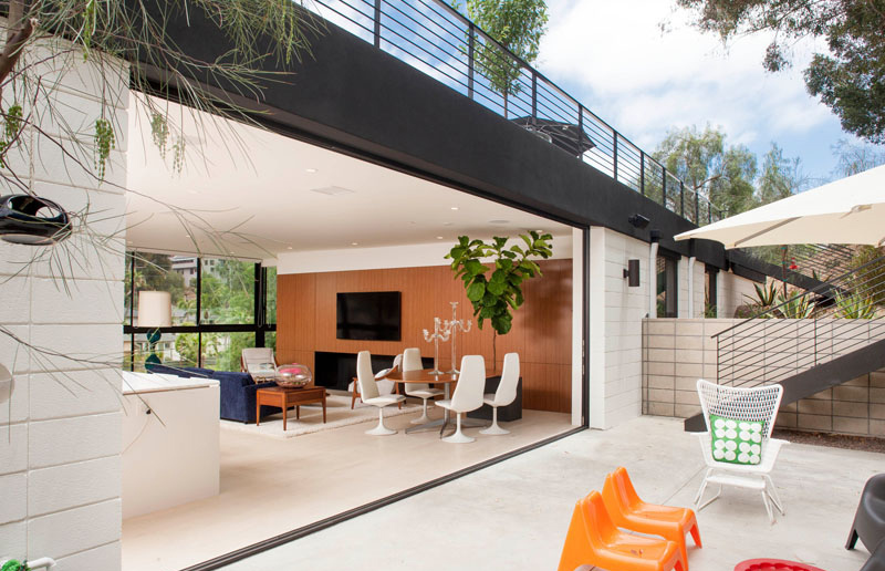 Lahaye Residence interior