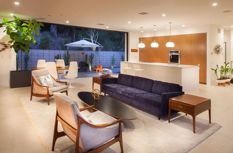 Lahaye Residence living