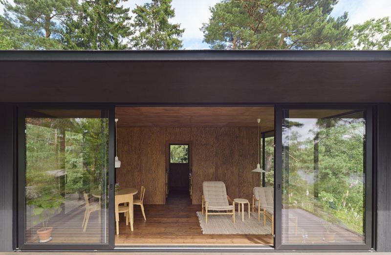 krupinskikrupinska architects - Contemporary Small Houses