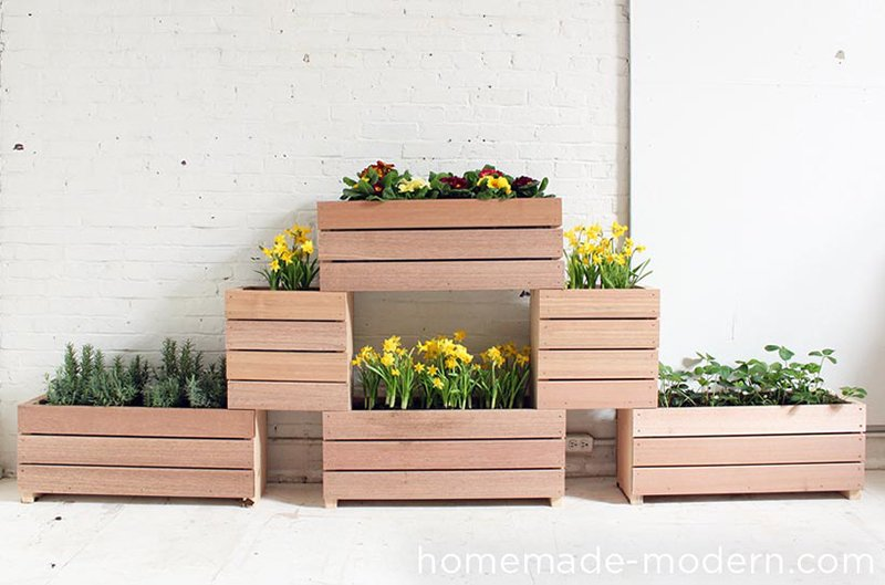 Stackable Planters