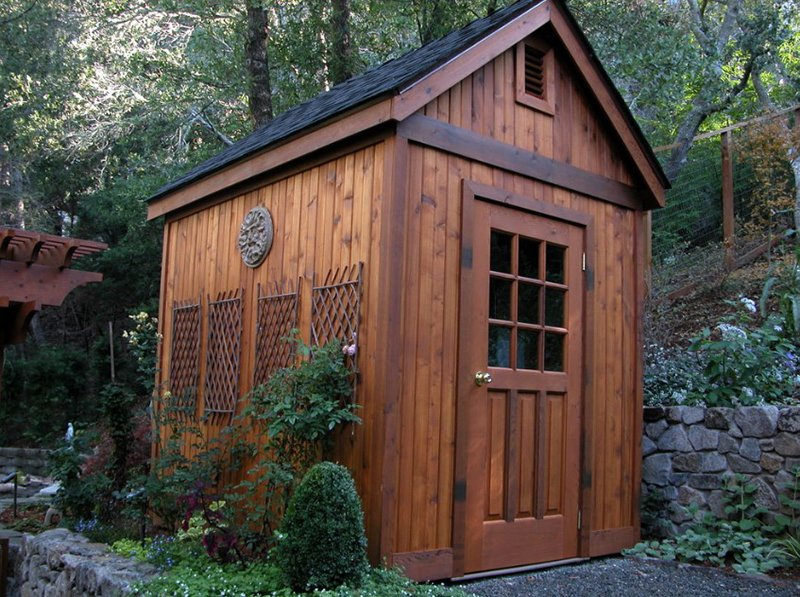 Garden Sheds That Look Like Houses 20 whimsical traditional garden sheds for a fairy tale like