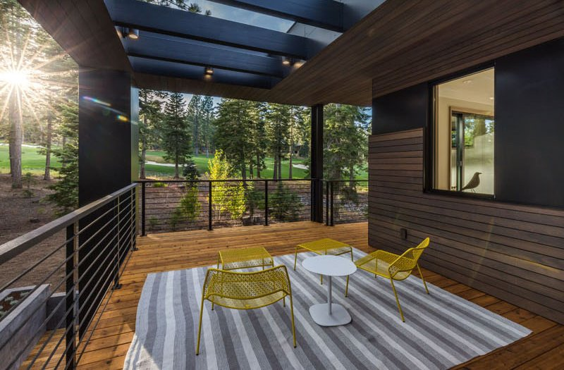 Sage Modern terrace