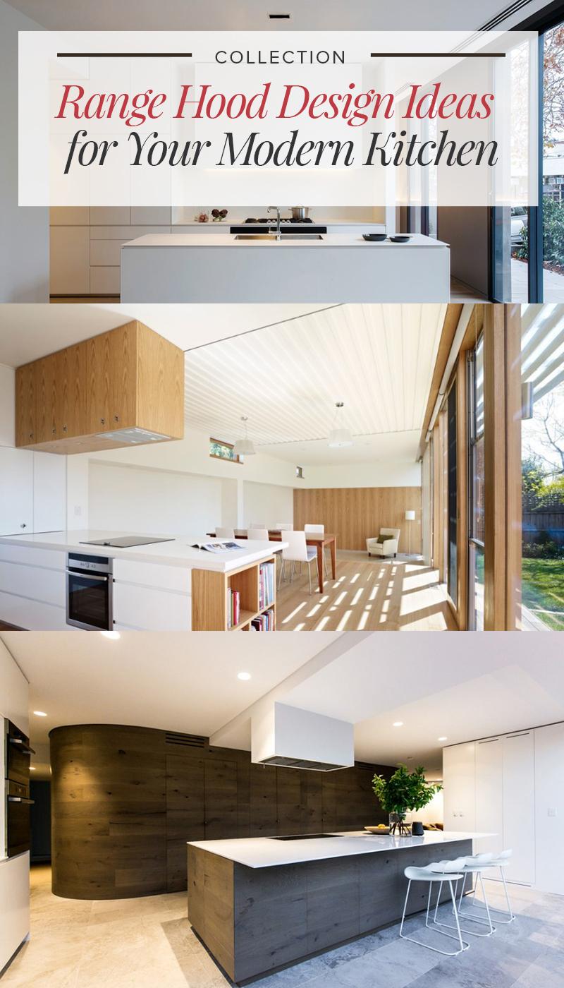 20 range hood design ideas for your modern kitchen home design lover. Black Bedroom Furniture Sets. Home Design Ideas