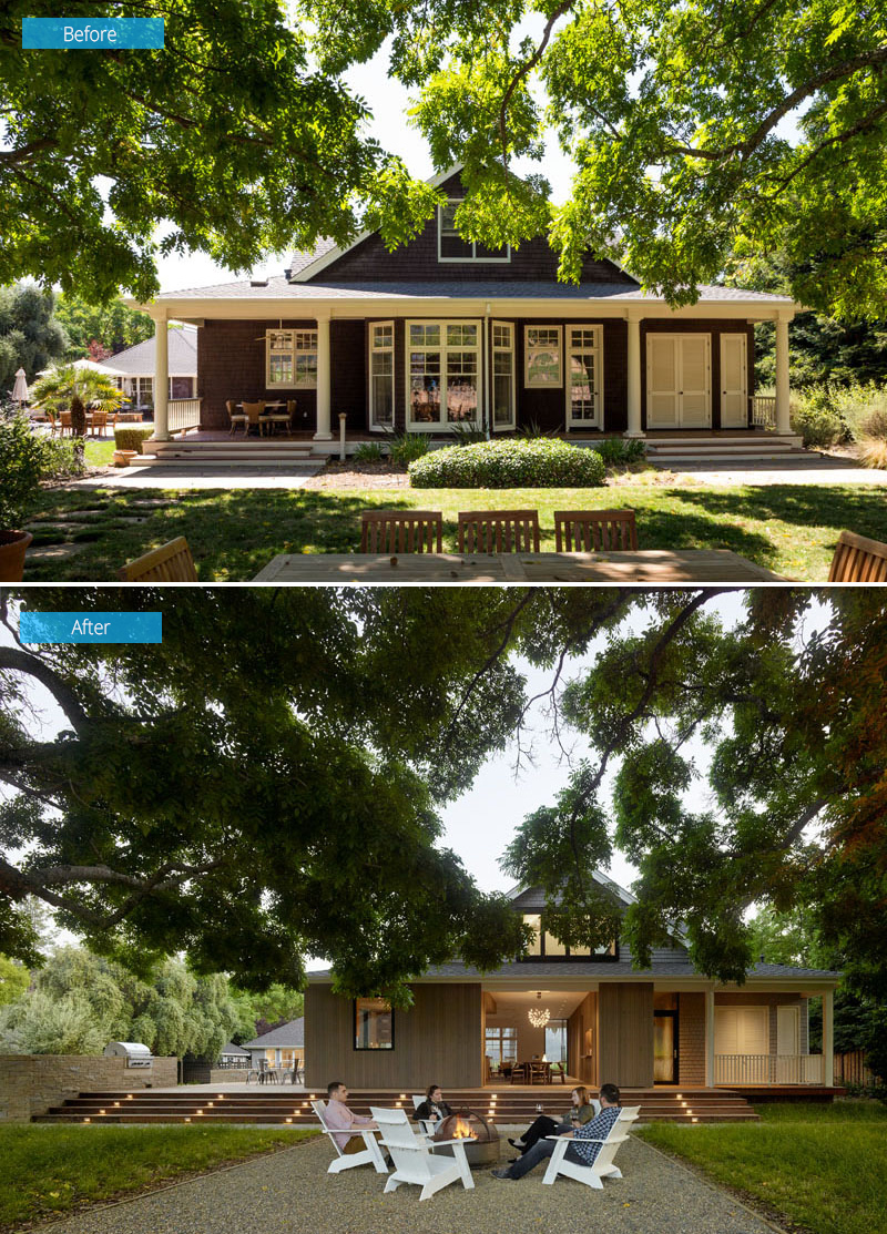 Wine Country Farmhouse outdoor