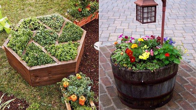 20 Diy Flower Bed Ideas For Your Garden Home Design Lover