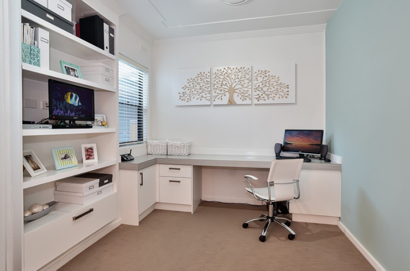 20 Ideas For Contemporary Home Office Designs Home Design Lover