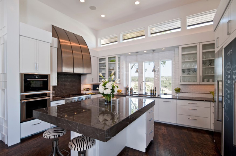 Choosing The Best Material For Kitchen Countertop Home