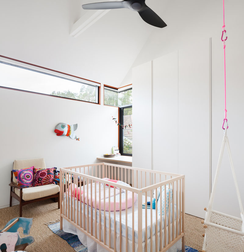 Sustainable House Randwick 2 nursery