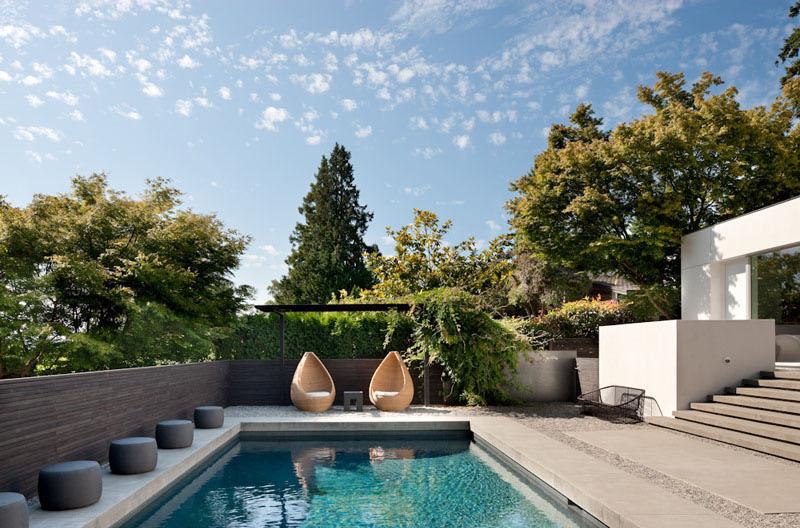 Bell Henry Residence pool