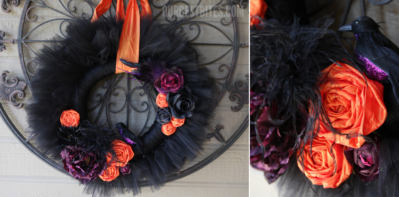 Make a Tulle Wreath