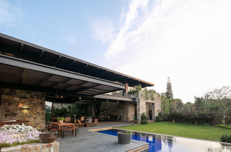 Casa OM1 pool