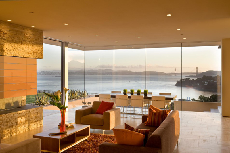 Tiburon Modern Residence