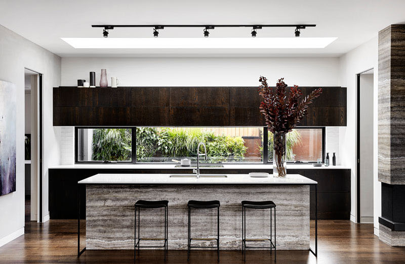 Toorak House kitchen
