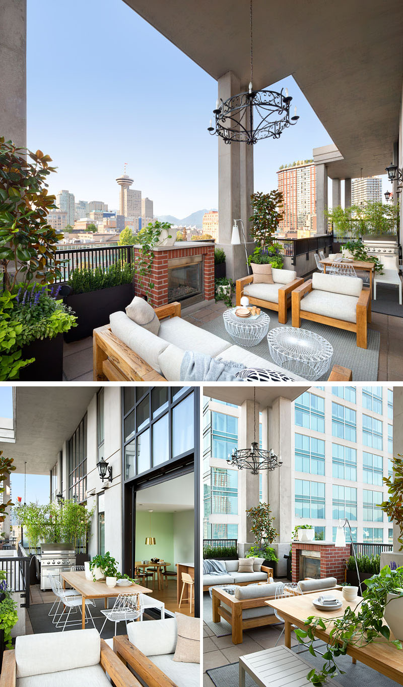 Beatty Loft balcony landscape