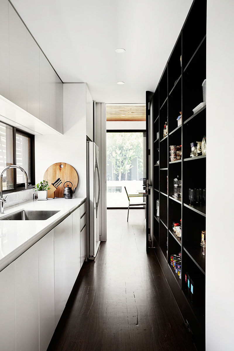 Toorak House pantry