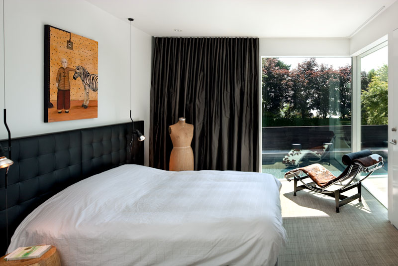 Bell Henry Residence Room