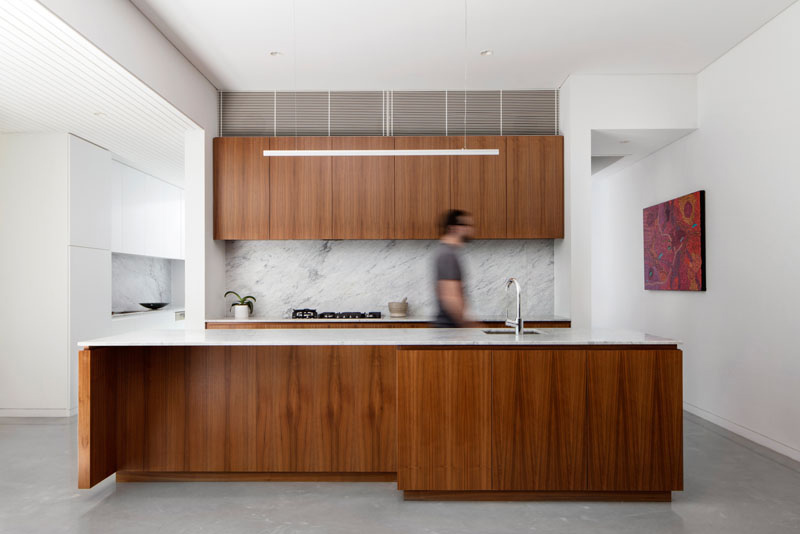 Claremont Residence kitchen