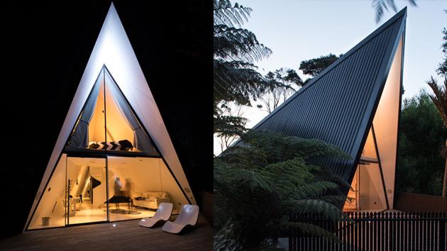Tent House: A Totally Distinct Retreat In Waiheke Island