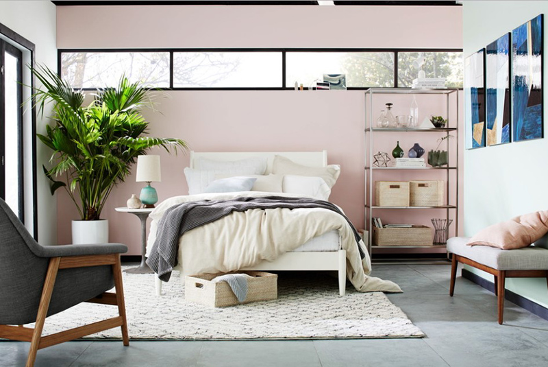 Trendy Bedroom