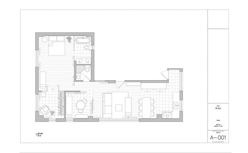 Happy Valley Residence plan