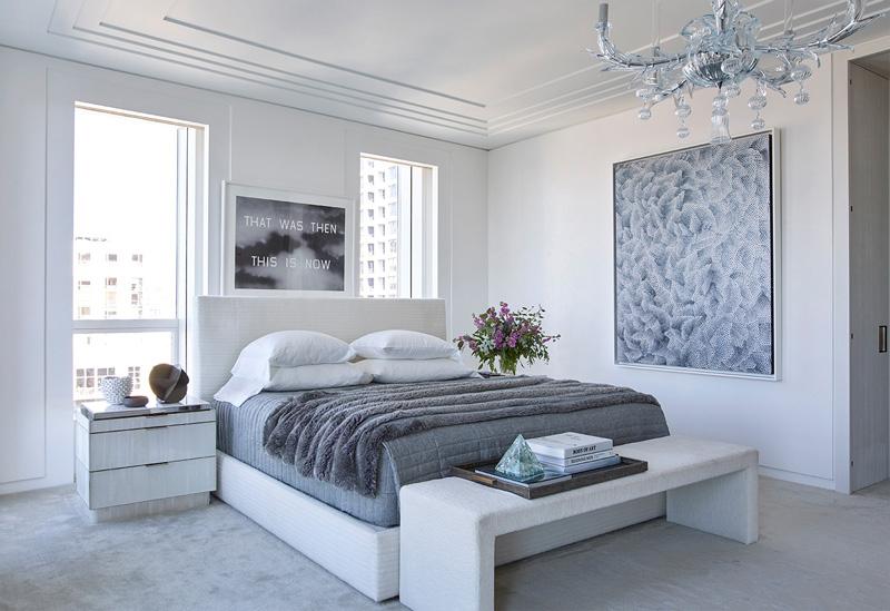 Golden Coast Penthouse bedroom