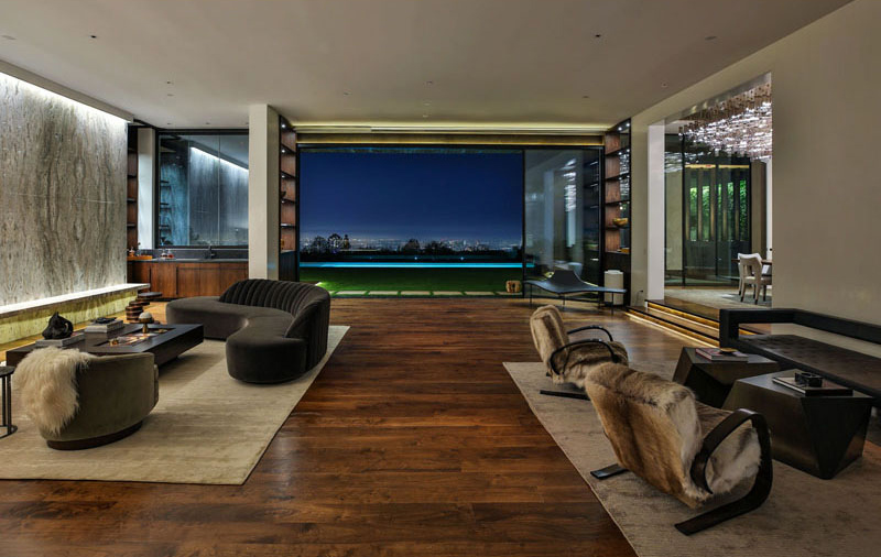Trousdale living room