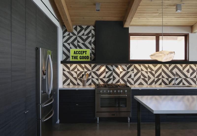 Chino Canyon kitchen