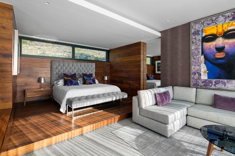 Sea Lion bedroom