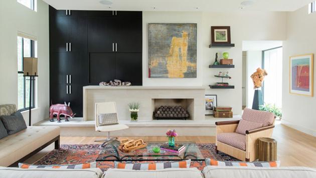 20 Modern Farmhouse Living Room Designs Home Design Lover
