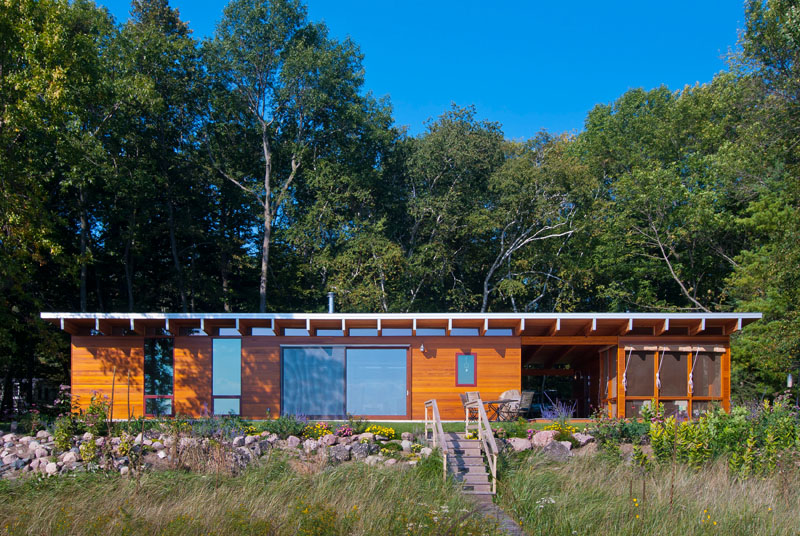 The Lake Michigan Beach Cottage