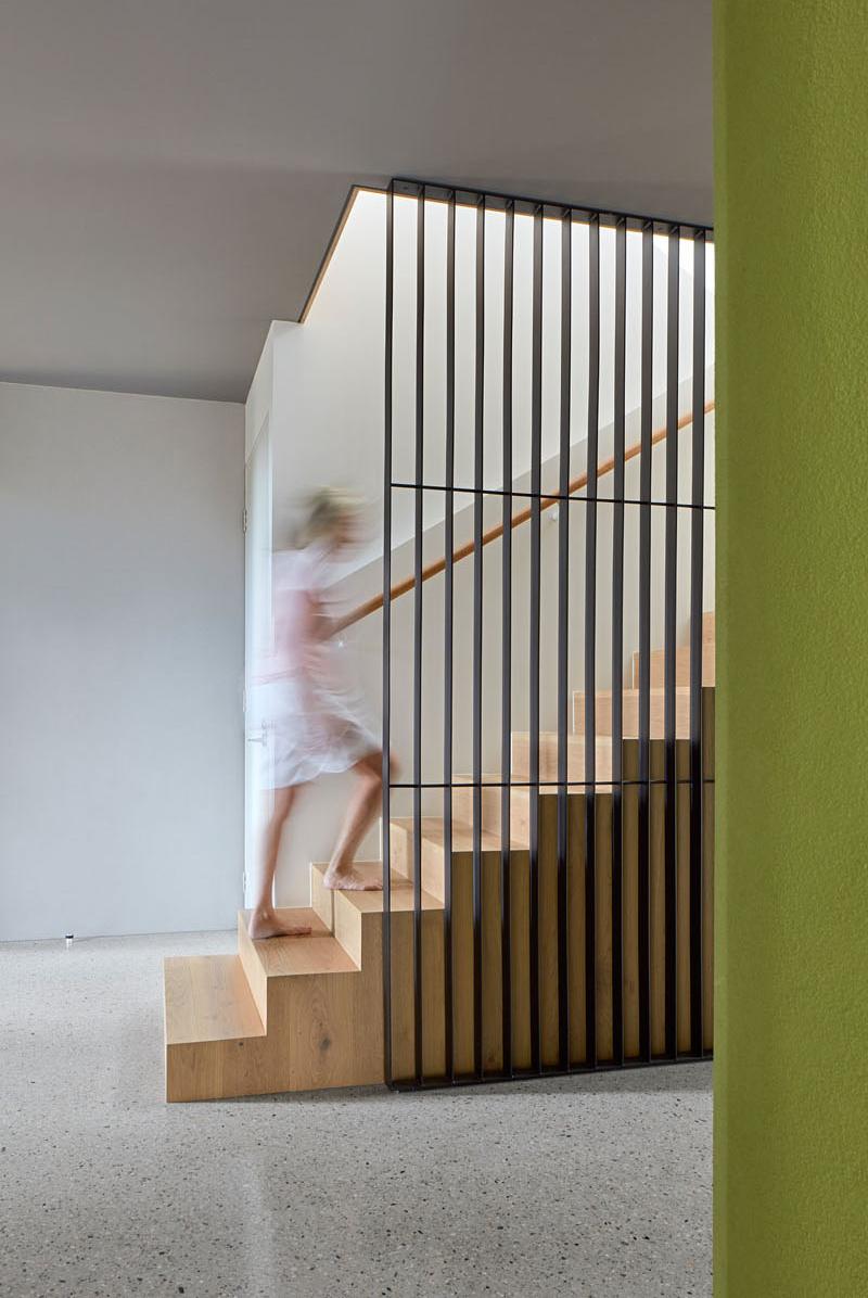 Glen Isla stairs