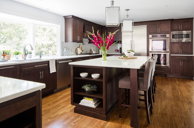 Stuart Kitchen Remodel--Medfield, Massachusetts
