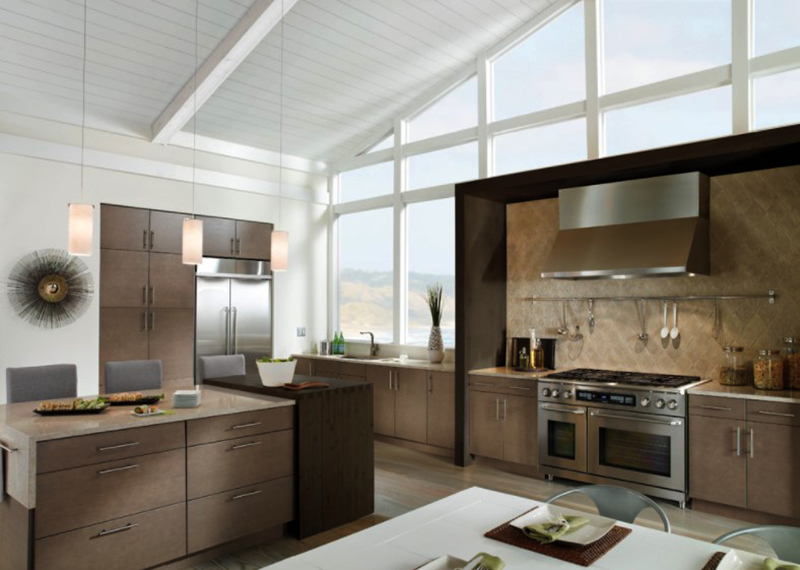 Big Open Kitchen