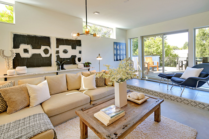 Capitol Hill 5-Star Built Green Home
