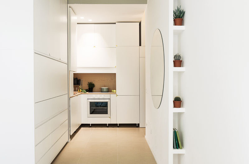 Taaacito Apartment movable wall
