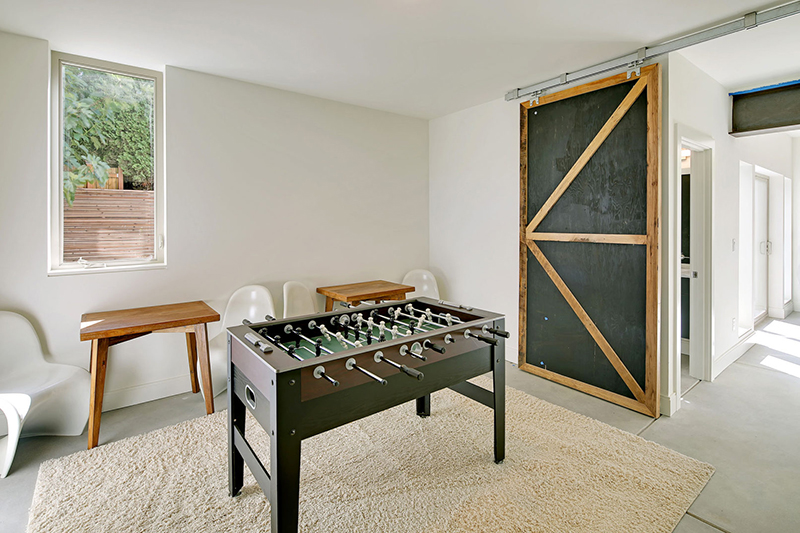 Capitol Hill 5-Star Built Green Home gaming