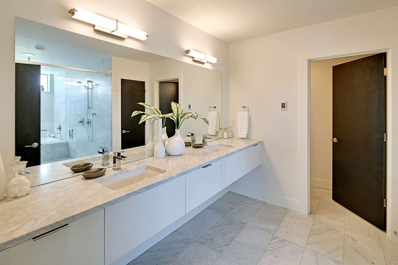 Capitol Hill 5-Star Built Green Home bathroom