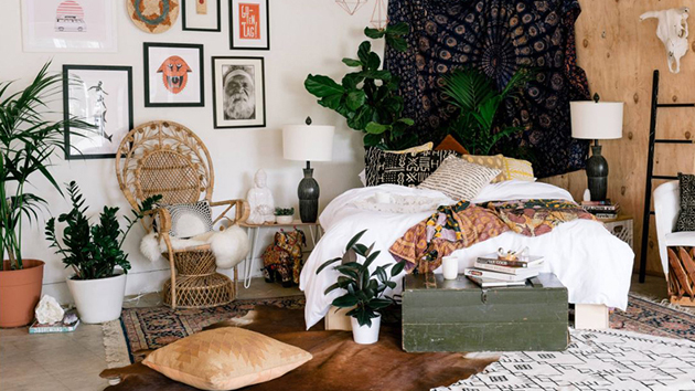 20 Whimsical Bohemian Bedroom Ideas Home Design Lover