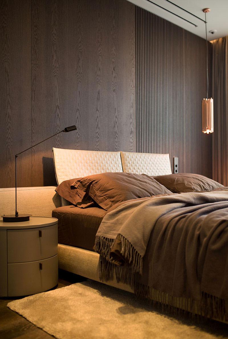 PecherSKY Apartment bedroom