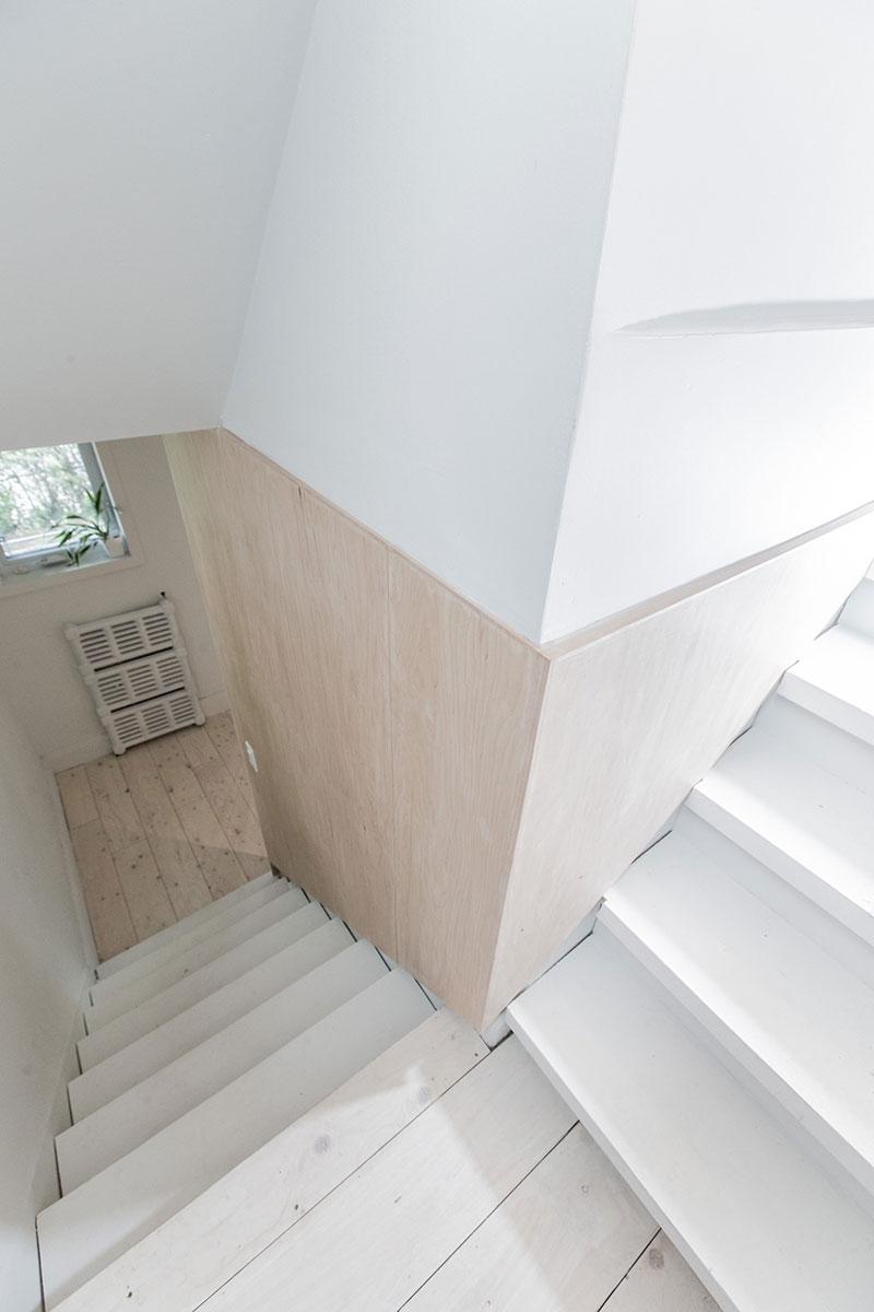 Sheridan Residence stairs