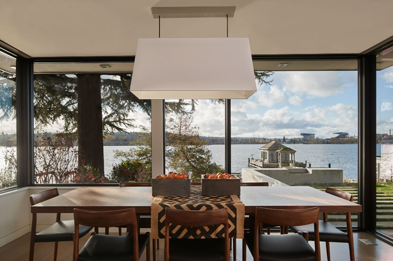 Union Bay Residence interior