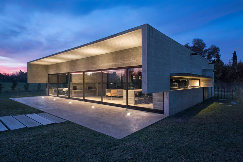 Mach House lighting