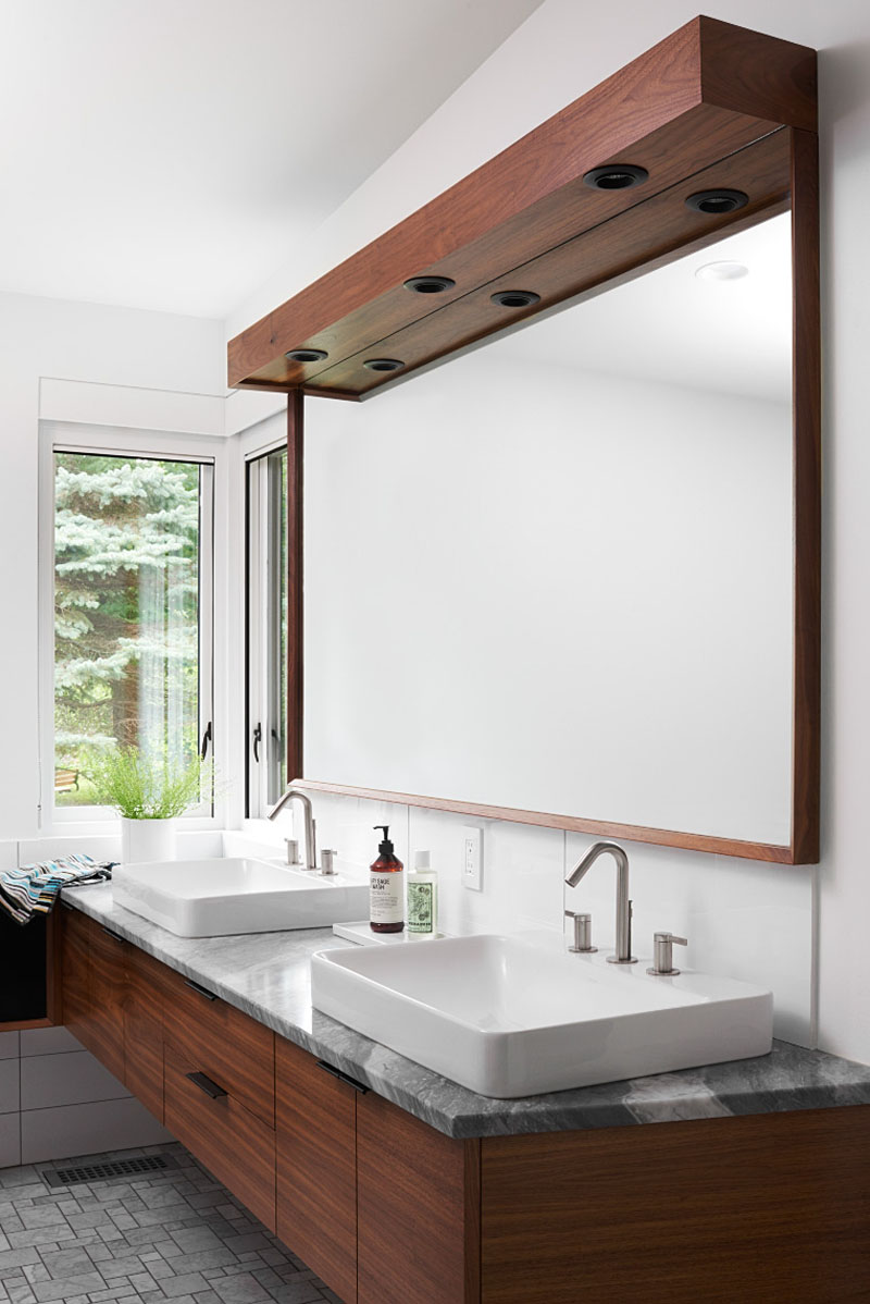 Theodore Wirth Ranch bathroom