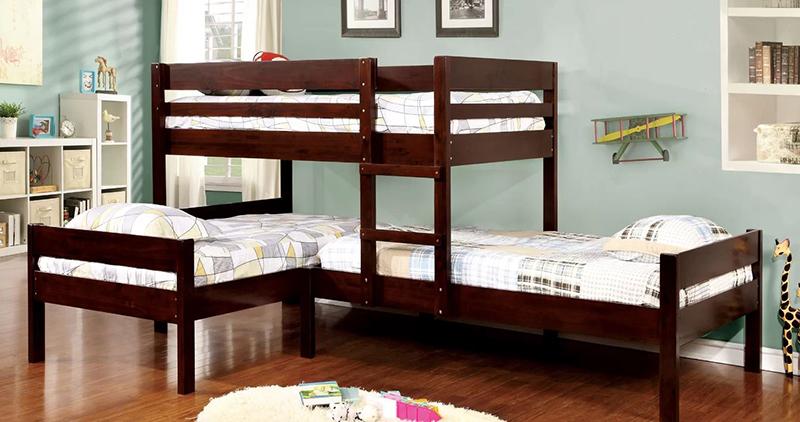 Duncan Triple Bed