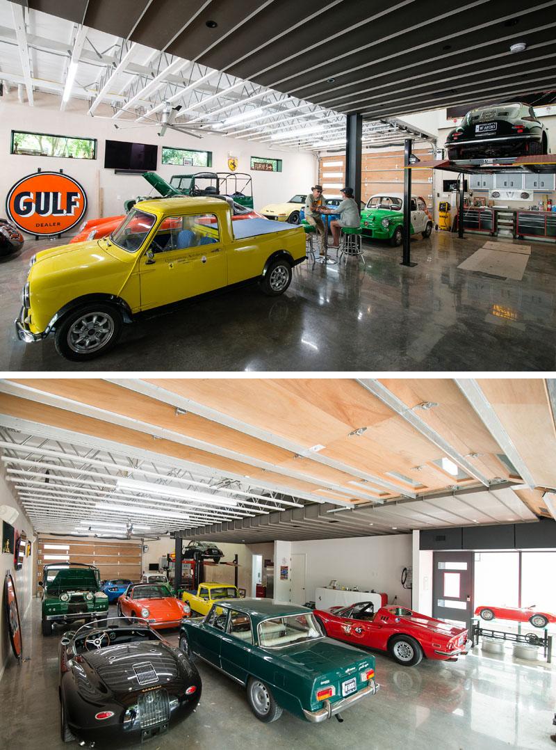 Autohaus showroom