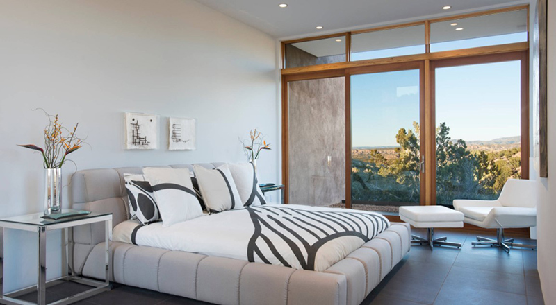 Modern Master Bedroom Interiors