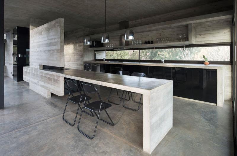 Mach House design