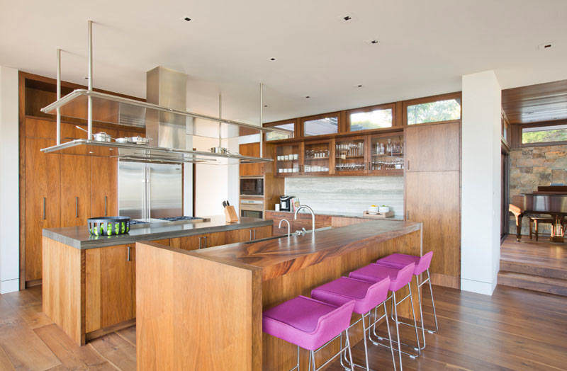 Tower Grove Drive Residence Kitchen