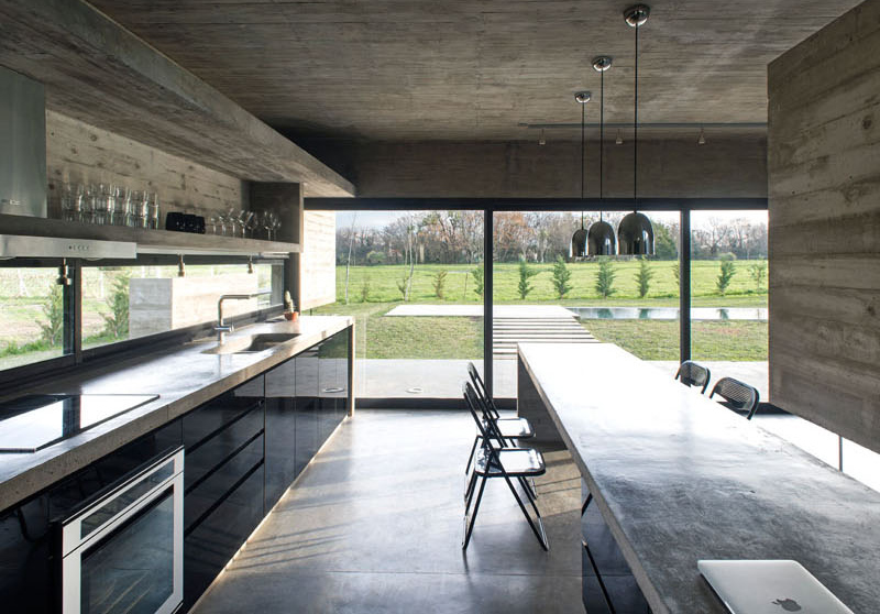 Mach House kitchen and dining