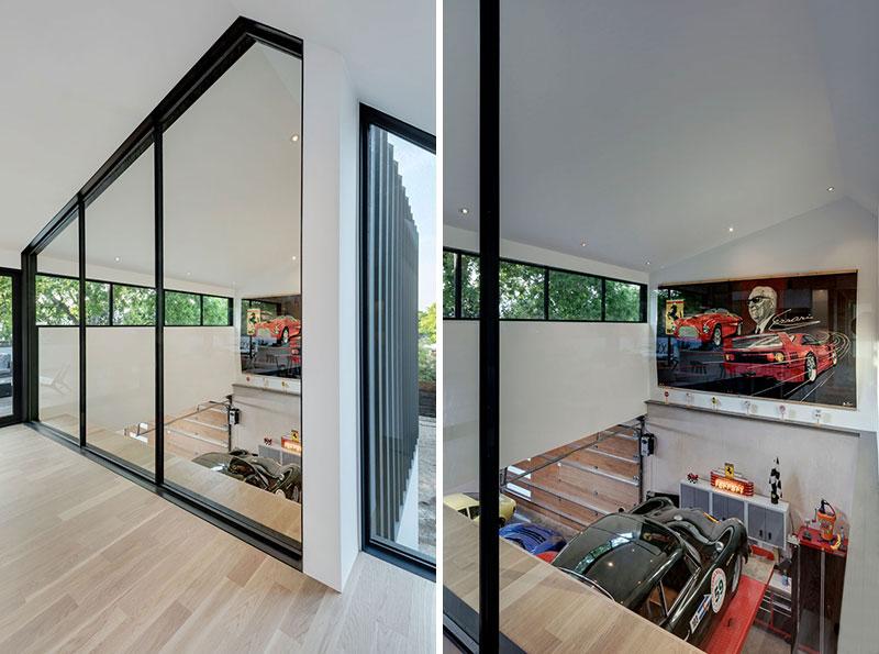 Autohaus interior